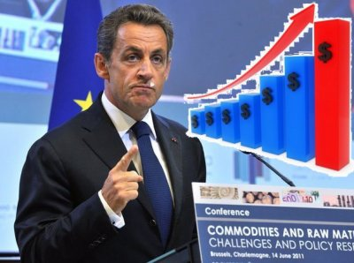 Crise économique en France! Crise de l'euro!