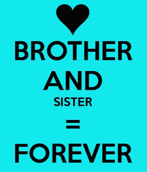 fréres et soeurs