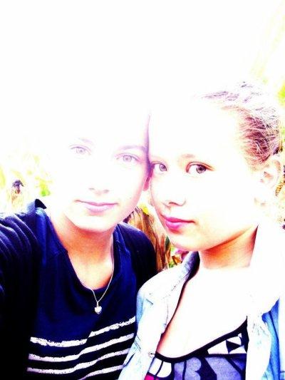 Emma &é Morgane For Life <3.
