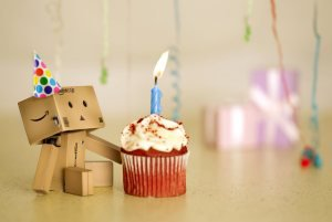 Tomorrow is my birthday! :D