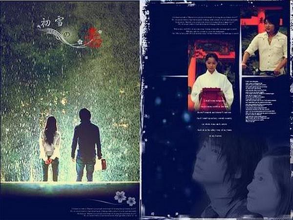 Hatsuyuki no koi / CheonnunVirgin Snow  J/K-movie