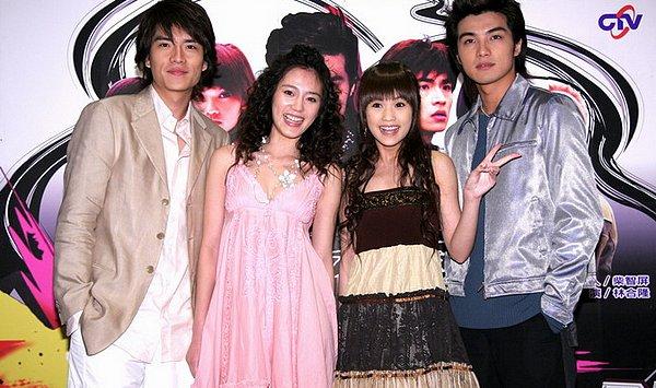 """Er Mo Zai Shen Bian """" Devil Beside You """"  TW-Drama"""