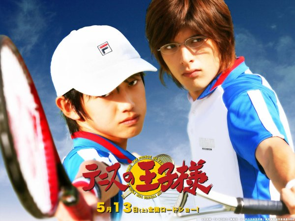 Tennis no oujisama Prince Of Tennis Live  J-movie