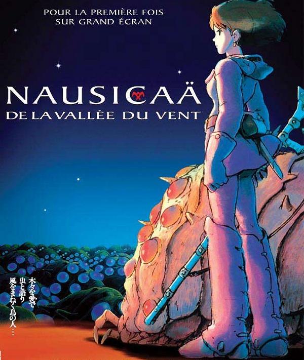 Nausicaä de la vallée du vent Kaze no Tani no Naushika J-movie