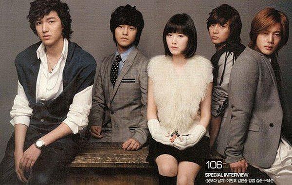 Boys Over Flowers K-drama