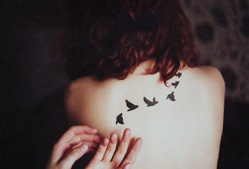La douleur est inévitable, la souffrance en option. †