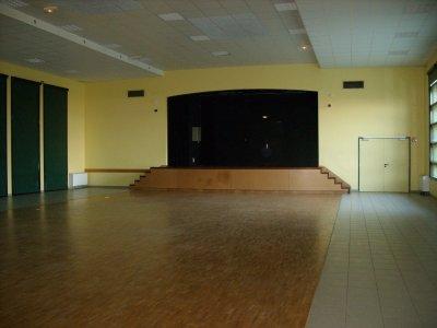 Notre salle de réception