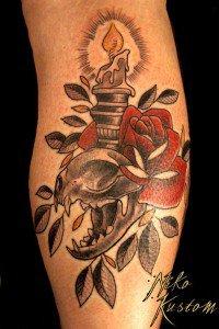 Les différents styles de tatouages