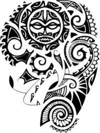 Les tatouages traditionnels