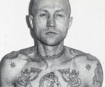 Les tatouages de prisonniers (partie 1)