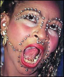 Piercing ?!