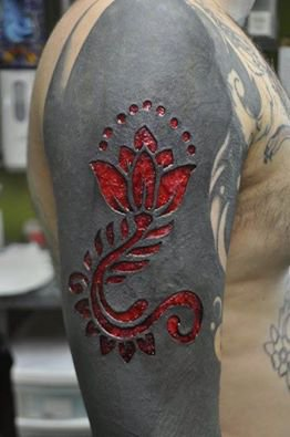 Scarification...c'est possible ?