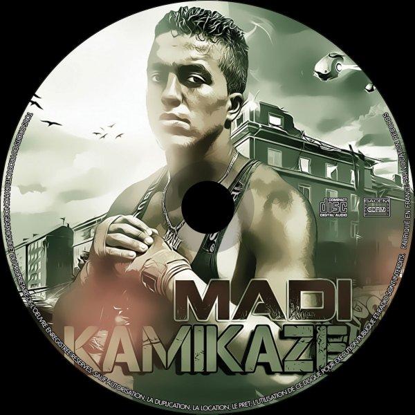 """Africa Production Présente   aLbum """"Kamikaze"""" 2010"""