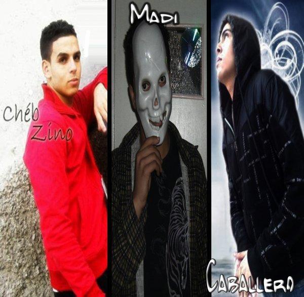 3ichna wChofna-Madi Ft.Cheb Zino & Caballero Rap 2010