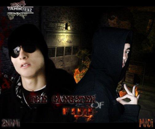 Fire Of The Gangsta - Madi Ft. 2nami Tanger 2009