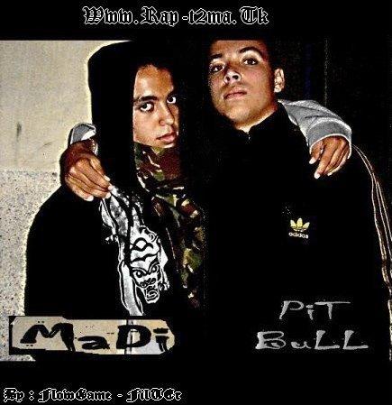 Ta7t L7isar - Madi Ft. Pit-B Rap Tanger