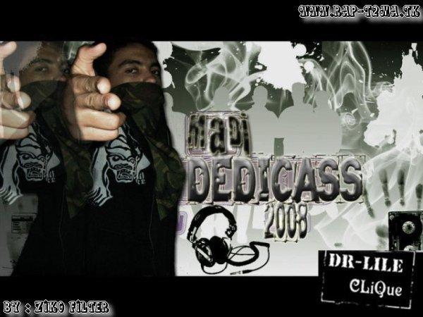 Dédicas - Madi Rap Tanger