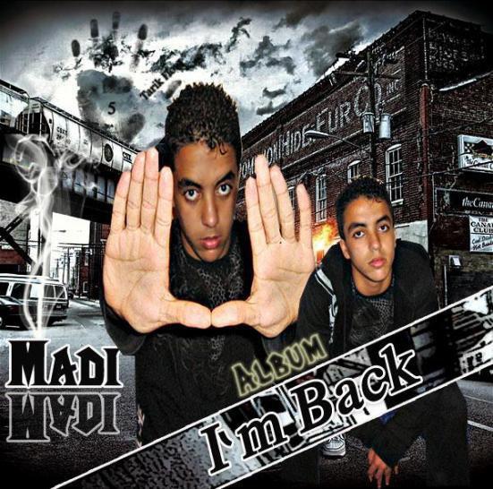 """Rap Tanger Présente  aLbum """"I'm Back"""" 2008"""
