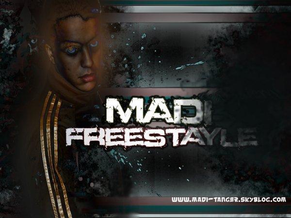 Freestayle - Madi  Rap Clash