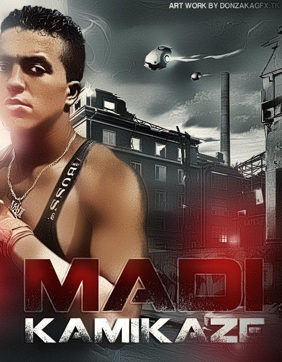 aLbum Kamikaze Promo   Madi 2010