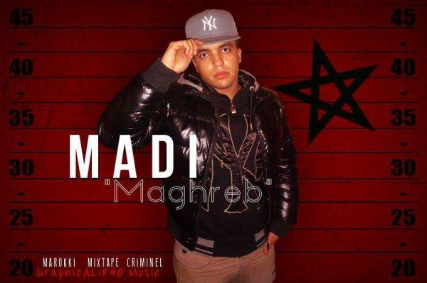 ALIF 40 / aL Maghreb  -  Madi (2012)