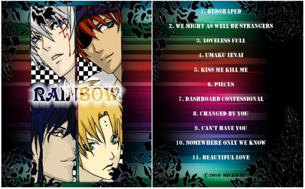 Rainbow l'album !