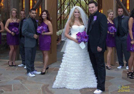 Le mariage de Tiffany !!!