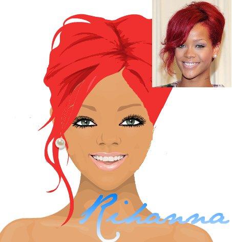 Stardollette - Rihanna