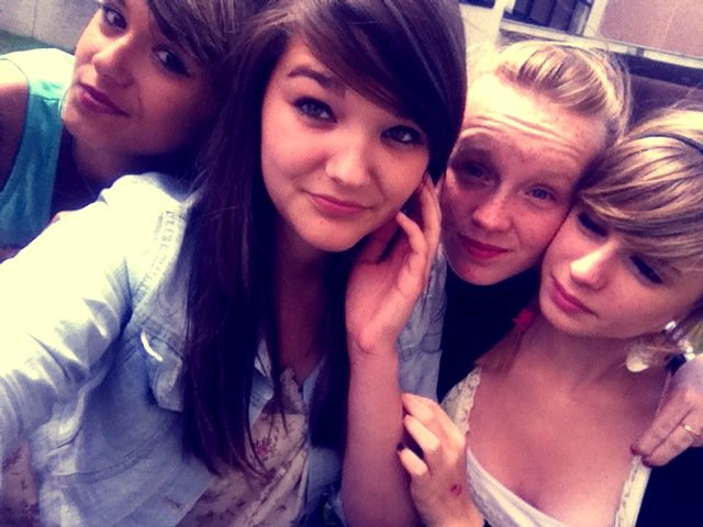 Isis , Laurine & Alice♥