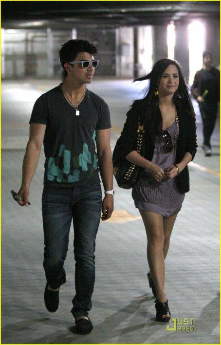 Demi et Joe