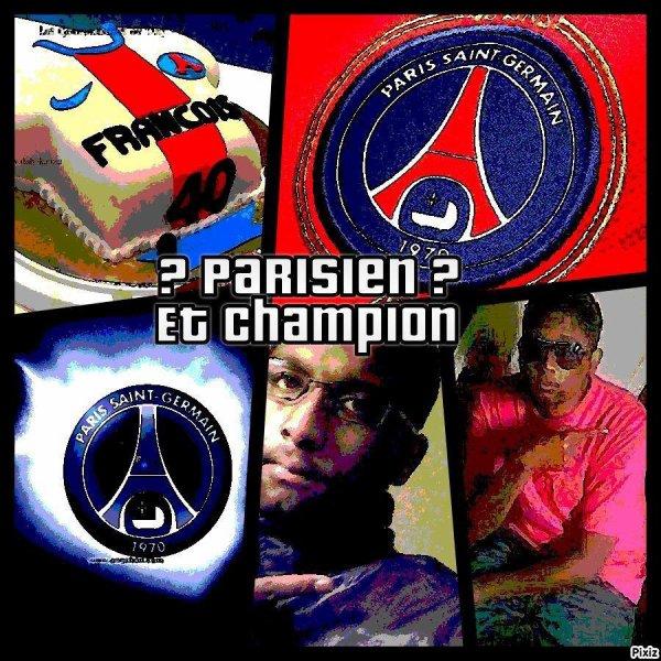 Parisien et Fière de L'être