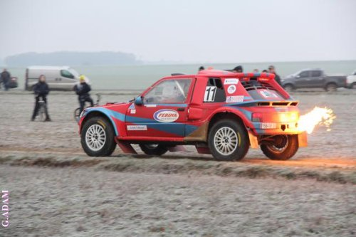 Rallye tt
