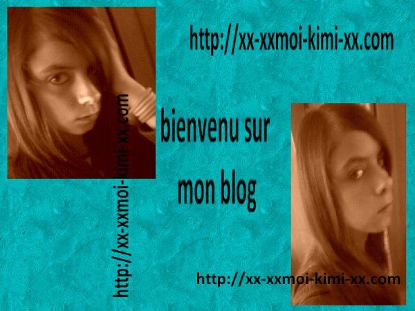 °.*♥*.°Bienvenu sur mon blog°.*♥*.°