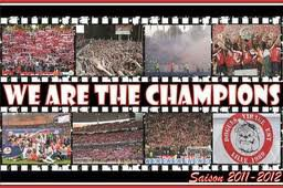we are the champion !!