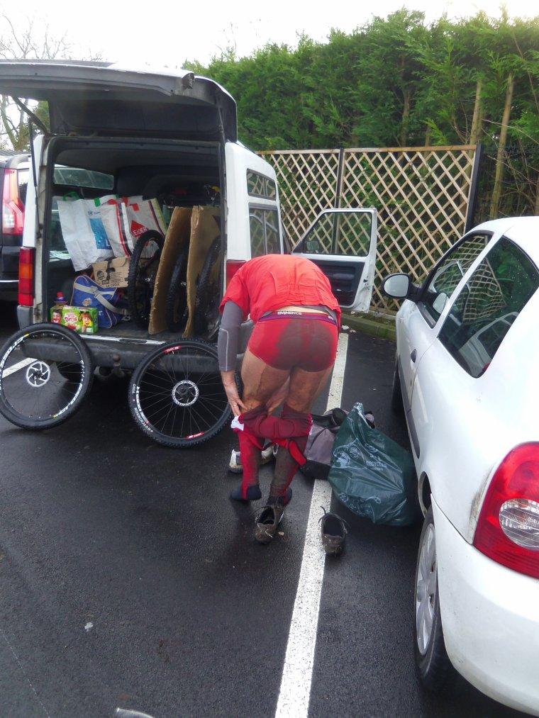 De retour du chicon bike tour