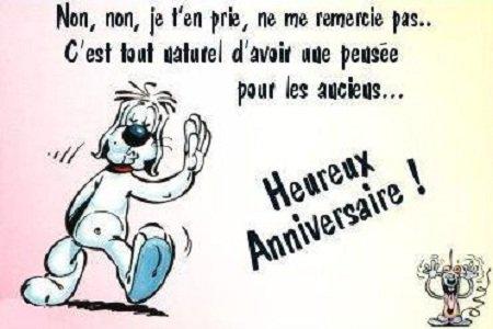 Sortie du 18 mars et Joyeux anniversaire René !
