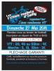 Programme dimanche 27 mai  (11 randos)