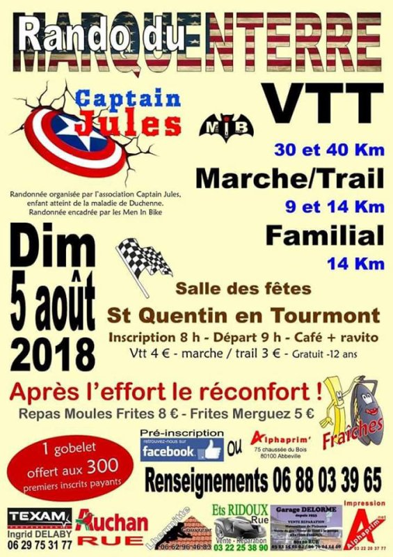 programme week-end 4 août