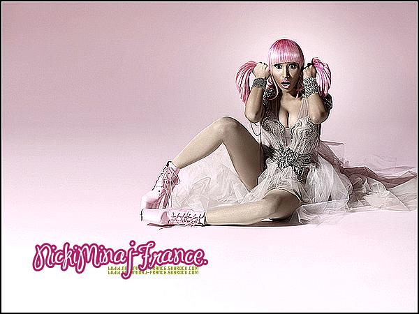 ♦ Bienvenue sur NickiMinaj-France, votre source sur la belle  Nicki Minaj !