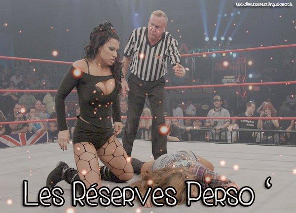 Les Réserves Personnelles