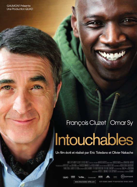 """""""Mon plus grand handicap, c'est pas d'être en fauteuil, c'est d'être sans elle."""" Intouchables."""