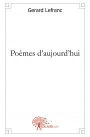 Poèmes d'aujourd'hui