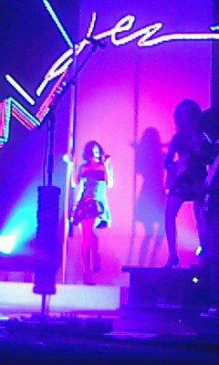 Concert à Montpellier