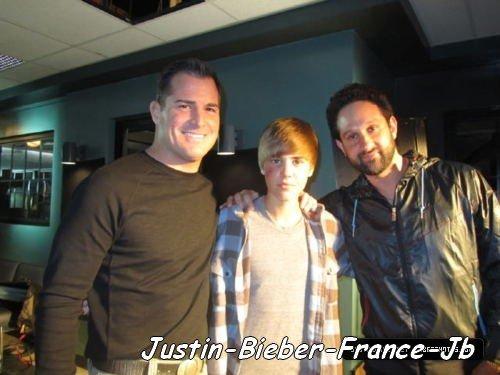 Justin est aller à l'hopital.