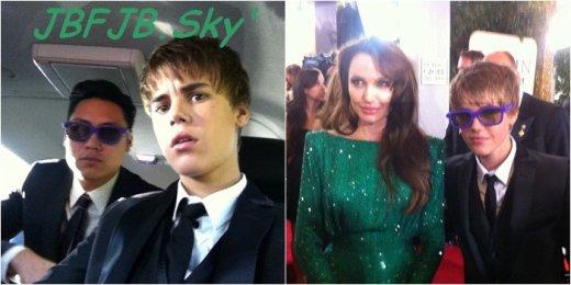 Photos Golden Globe Awards 2011.