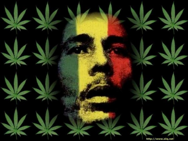 Bob Marley, une fiertée ♥  !