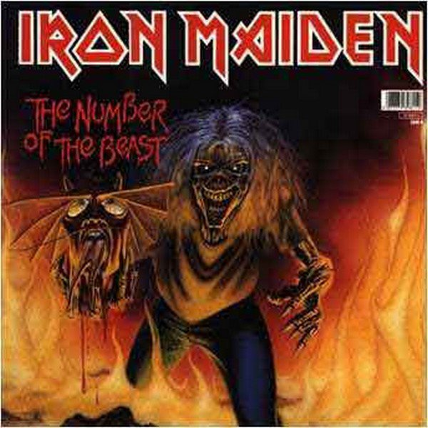 The Number of the Beast (singles)26 avril 1982