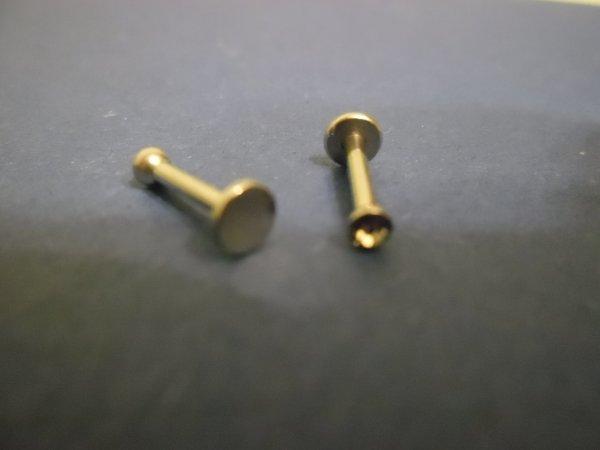 piercing acier chirurgical