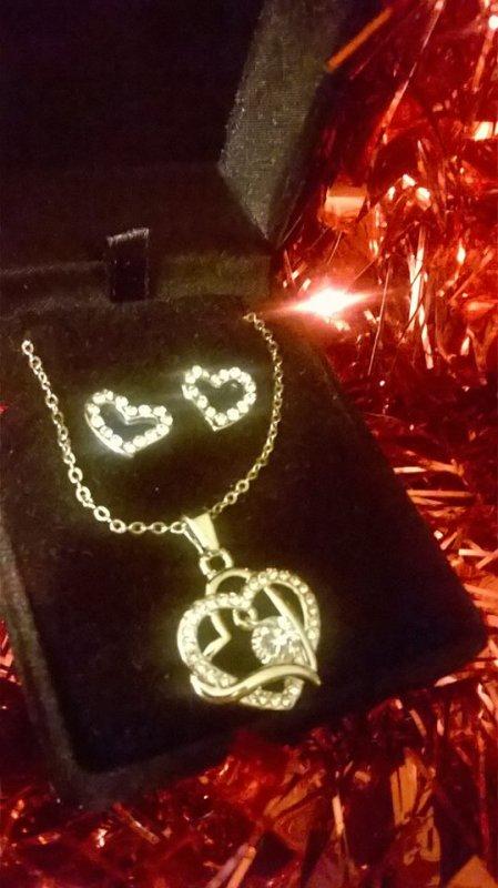 parure bijoux INOXYDABLE