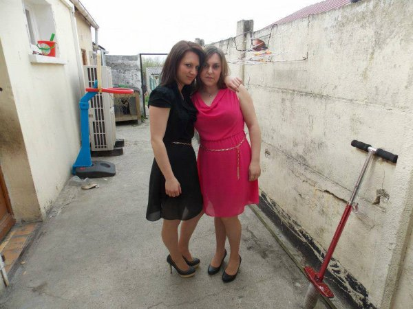 Ophelie et moi (Mariage Tatiana)